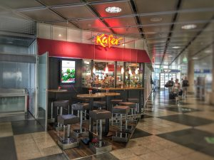 Kaefer Bistro Flughafen Muenchen Biancas Tasty Tour 13