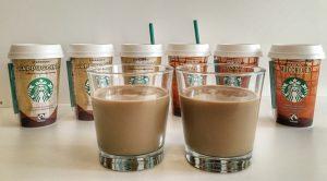 Hazelnut Macchiato Starbucks