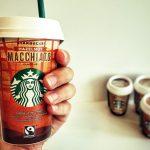 Der neue HAZELNUT MACCHIATO von Starbucks