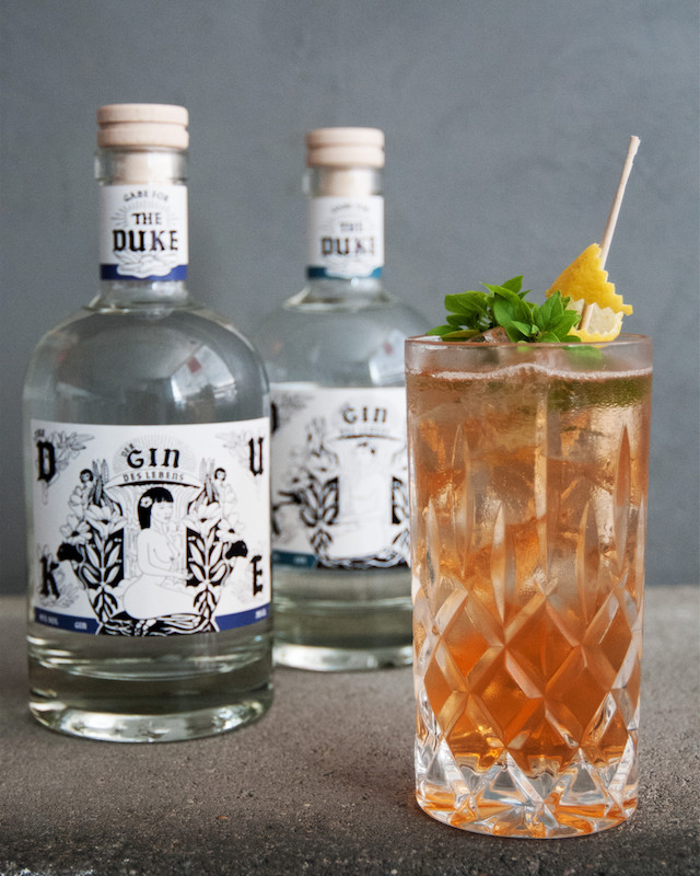 The Duke Gin Kunstedition 6