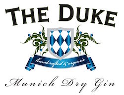 The Duke Gin Kunstedition Duke Logo