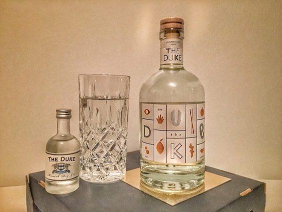 DUKE Gin - limitierte Kunstedition