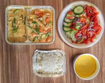 Hot Wok Lieferdienst Check pizza de Curry Lachs Pad Thai Uramaki Hauptgerichte