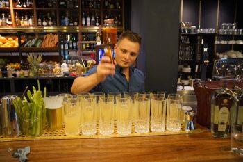 Rutte Gin Gintasting Herzogbar