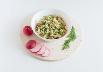Avocado Rezepte von und mit Maggi Quinoasalat