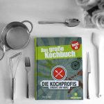 Buchvorstellung: Die Kochprofis – Einsatz am Herd