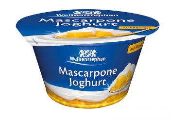 Weihenstephan Mascarpone Joghurt Produkttest Mango