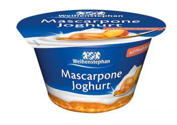 Weihenstephan Mascarpone Joghurt Produkttest Pfirsich