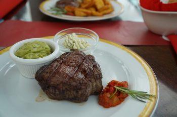 Maredo Steakhouse Flughafen Muenchen Biancas Tasty Tour Rinderfilet