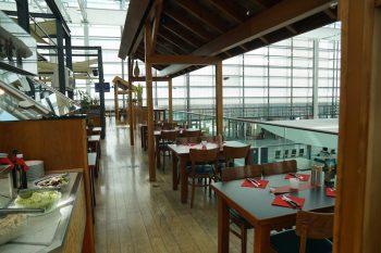Maredo Steakhouse Flughafen Muenchen Biancas Tasty Tour Blick ins Restaurant