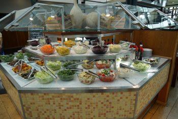 Maredo Steakhouse Flughafen Muenchen Biancas Tasty Tour Salatbuffet