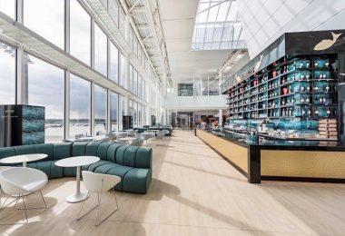 Bubbles Bar seafood und winebar Flughafen Muenchen