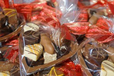 CHOCION_Finest_Chocolate_Haidhausen_Pralinenpraesent