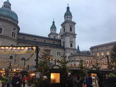 Salzburg Ein Tag in Salzburg