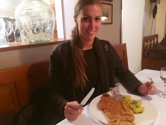 Bayerische Gerichte Schnitzel