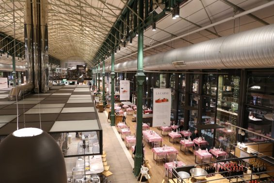 Al Convento Eataly Schrannenhalle Pop Up Restaurant