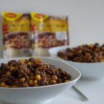 Biancas Blog kocht: Chili Con Carne von und mit Maggi