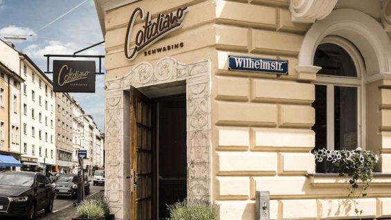 Cotidiano am Promenadeplatz Neueroeffnung