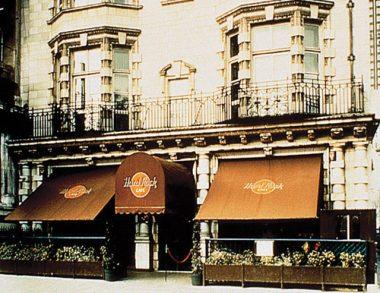 Hard Rock Cafe Muenchen am Platzl 15 Jahre 1