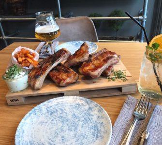Westend Factory - Bier und Metzgerabend Event Spare Ribs