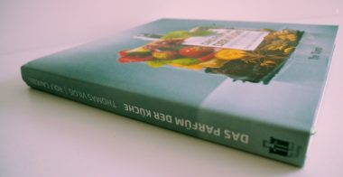 Das Parfüm der Küche Buchvorstellung Cover