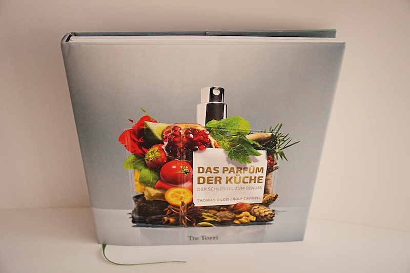 Das Parfüm der Küche Cover