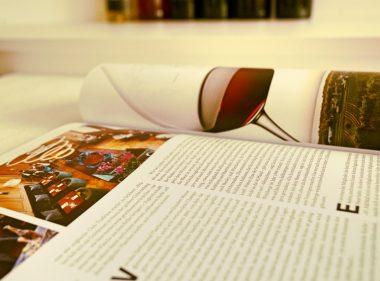 FINE Das Weinmagazin Textauszug