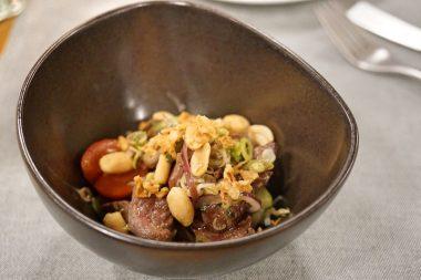 Jochen Schweizer Arena Gastronomie Thai Rindfleischsalat