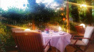 Restaurant No 15 Terrasse