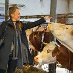 """""""Wir lassen die Kuh raus!"""" – Weidegang für Bio-Milchkühe"""
