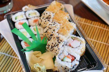 Bamee am Flughafen München Sushi Box S