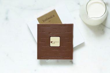 Chokoin Die Schokoladengalerie Schokotafel