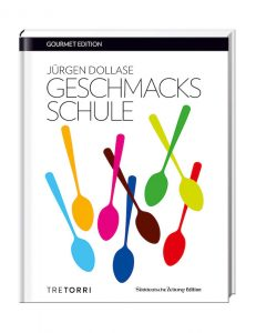 Geschmacksschule Buch Buchvorstellung Cover