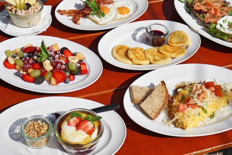Frühstück in Schwabing HeimWerk