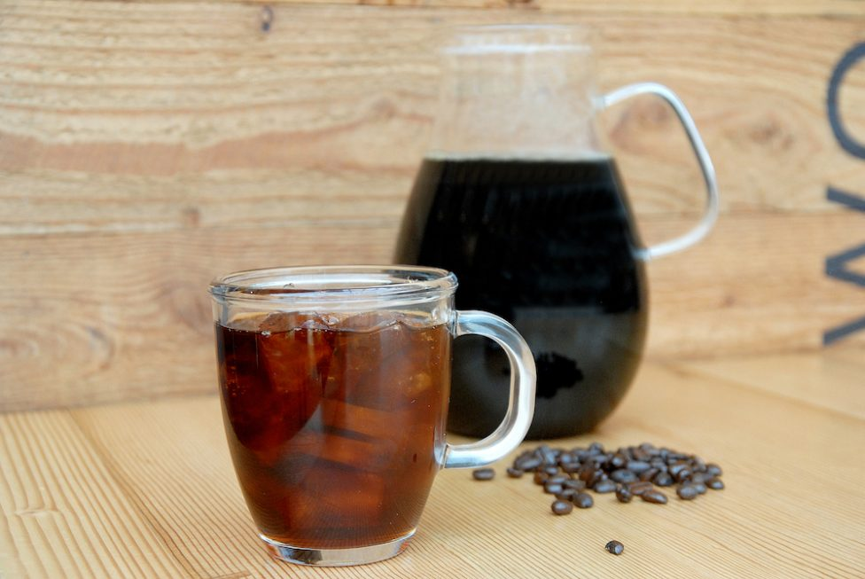 Cold Brew Kaffee Starbucks 1