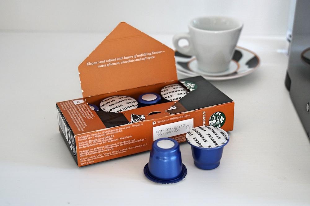 starbucks kapseln nespresso kompatibel