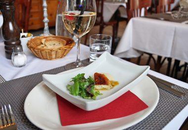 La Brasserie Neuhausen Gruß aus der Kueche