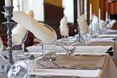 La Brasserie Neuhausen Tisch
