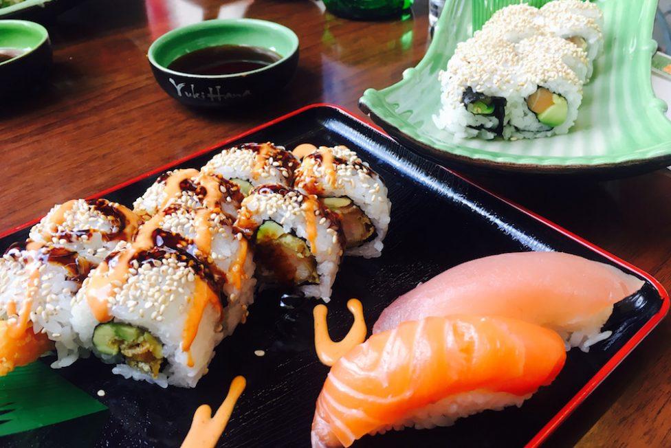 Yuki Hana Sushi und Japanisches Restaurant