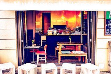 Hungriges Herz Café Restaurant Muenchen