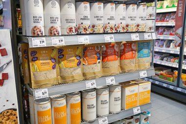 Rewe City am Hauptbahnhof Supermarkt im Test Wyld 3Bears
