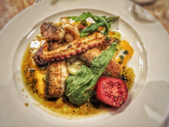 Tapas Sommer Menue im Conti Restaurant 2