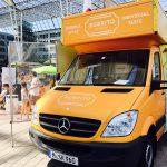 Eindrücke und Food-Test: TASTE & STYLE am Flughafen München