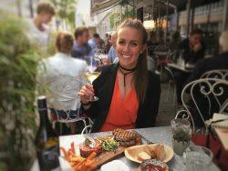 Weinviertel in Deinem Viertel 2017 - Neo Brasserie Hoiz Bianca Murthy