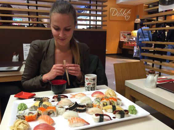 Bestes Sushi in München