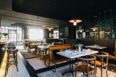 Brasserie Colette Tim Raue Blick