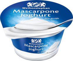 Mascarpone Joghurt von Weihenstephan neue Sorten 1
