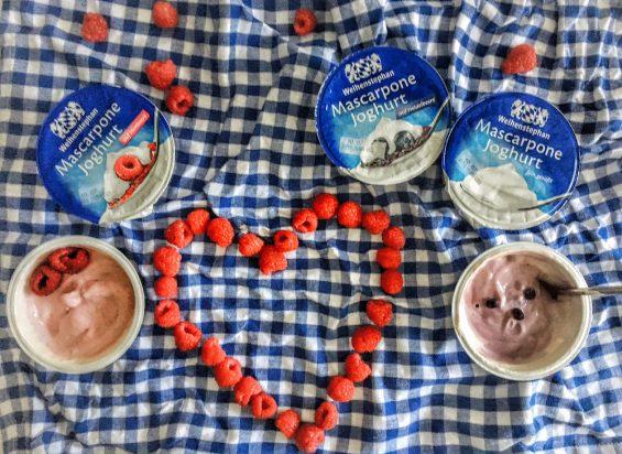 Mascarpone Joghurt von Weihenstephan neue Sorten 2
