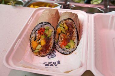 Poké Bay - Sushi Burritos