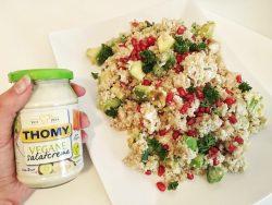 Vegane Salatcreme von THOMY